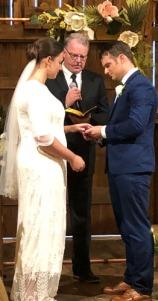 Mr. & Mrs. Spencer Nelson...